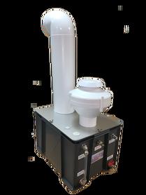 Przemysłowy nawilżacz powietrza, zamgławiacz, generator aerozoli Turbo N45