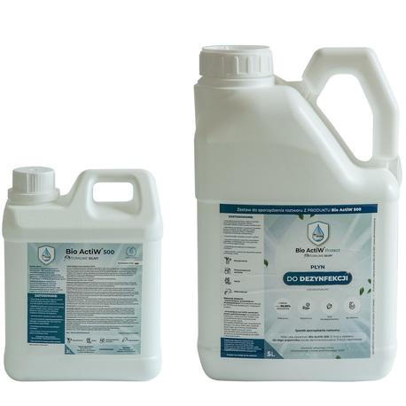 Bio ActiW 500 gotowy roztwór Protect - 200 ppm (1)